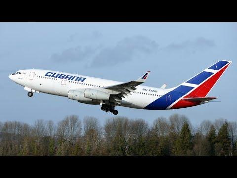 Cubana de Aviación: una de las compañías más peligrosas del mundo