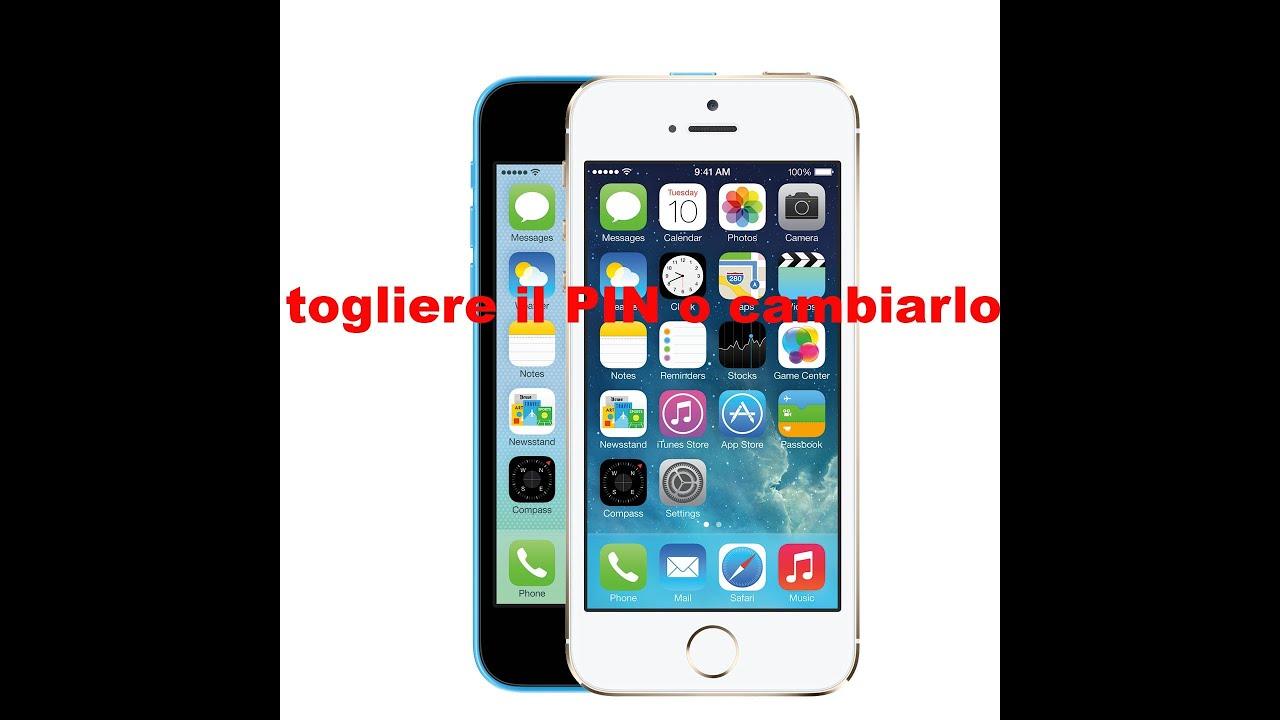 iphone 6 Plus disattivare internet