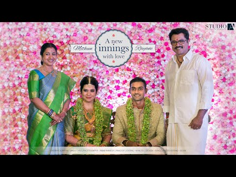 Mithun & Rayane - A New Innings With Love