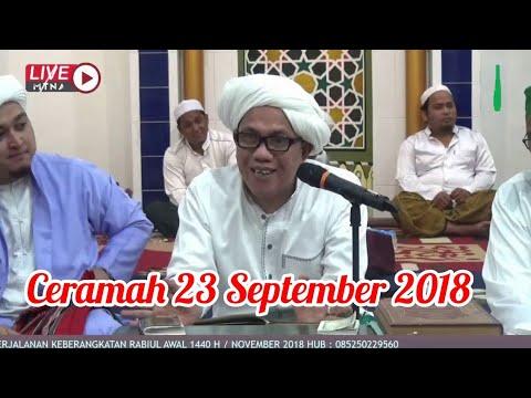 Guru Udin Pembacaan Maulid [Ceramah] 23 September 2018 | Nurul Amin Samarinda