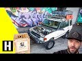 scotto s land rover discovery is next up with a cummins r2 8 diesel swap