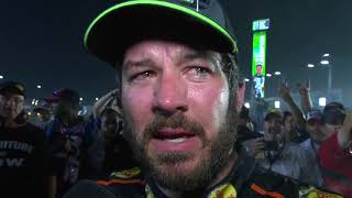 Truex Jr. on championship: 'We just never gave up' thumbnail