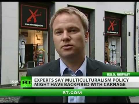 Multicultralism may have backfired: Norwegian Institute of International Affairs.