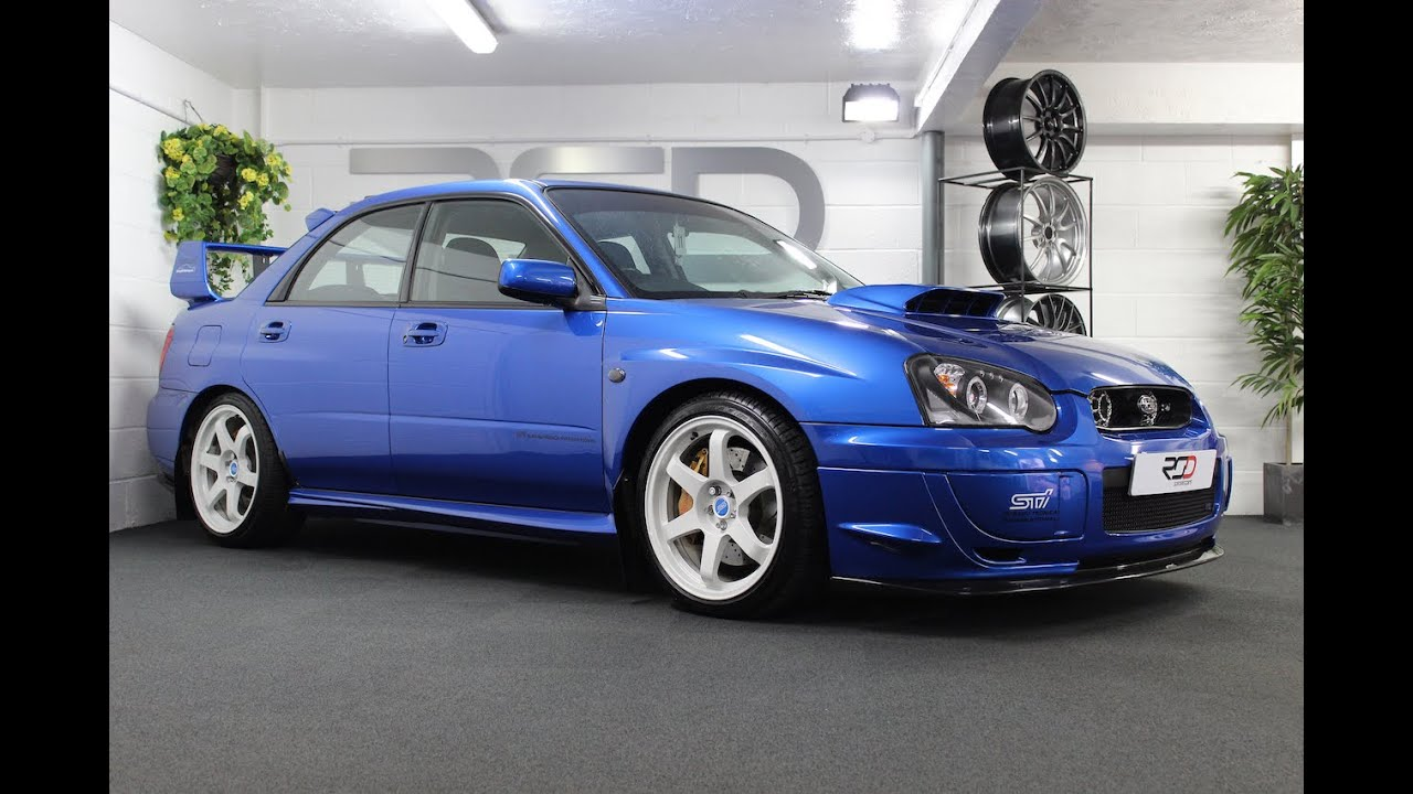 Subaru Impreza STi TYPE UK For Sale At RS Direct Specialist Cars ...