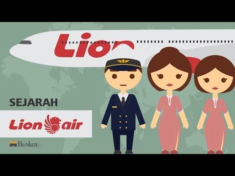 Sejarah Lion Air - Maskapai Penerbangan Indonesia