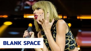 Taylor swift's incredible performance of her track 'blank space' at capital's jingle bell ball!#taylorswift #blankspacesee all the jbb performances: bit.ly/c...