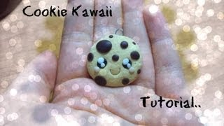 ❤Biscotto cookie kawaii in fimo❤ tutorial ◕‿‿◕