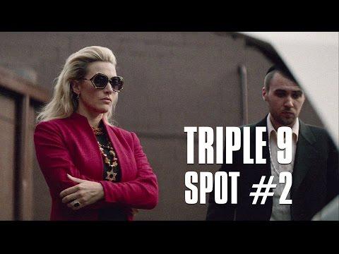 Triple 9 de John Hillcoat avec Kate Winslet - Spot #2