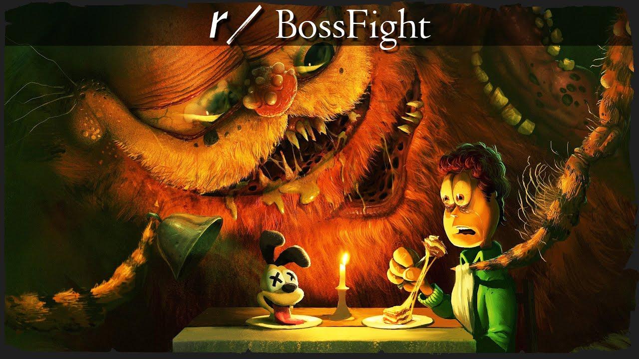 r/BossFight - no no no NOOOOO!!