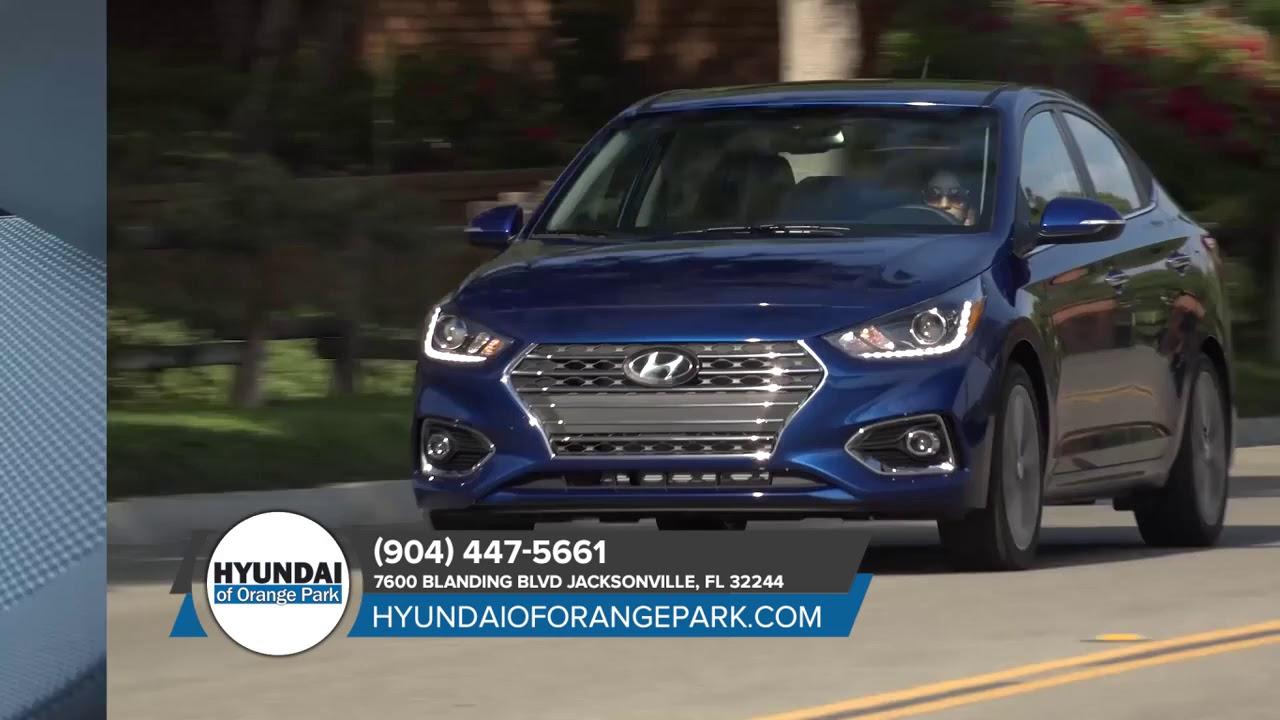Hyundai Of Orange Park >> 2019 Hyundai Accent Jacksonville Fl Hyundai Accent Dealer