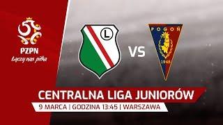 CLJ: Legia Warszawa - Pogoń Szczecin