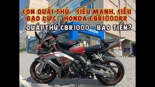 Honda CBR1000 và Kawasaki Z1000 Ai là Quái Thú► Đi Review xe CBR1000 gặp Tới Tài Tử Đầy Bất Ngờ