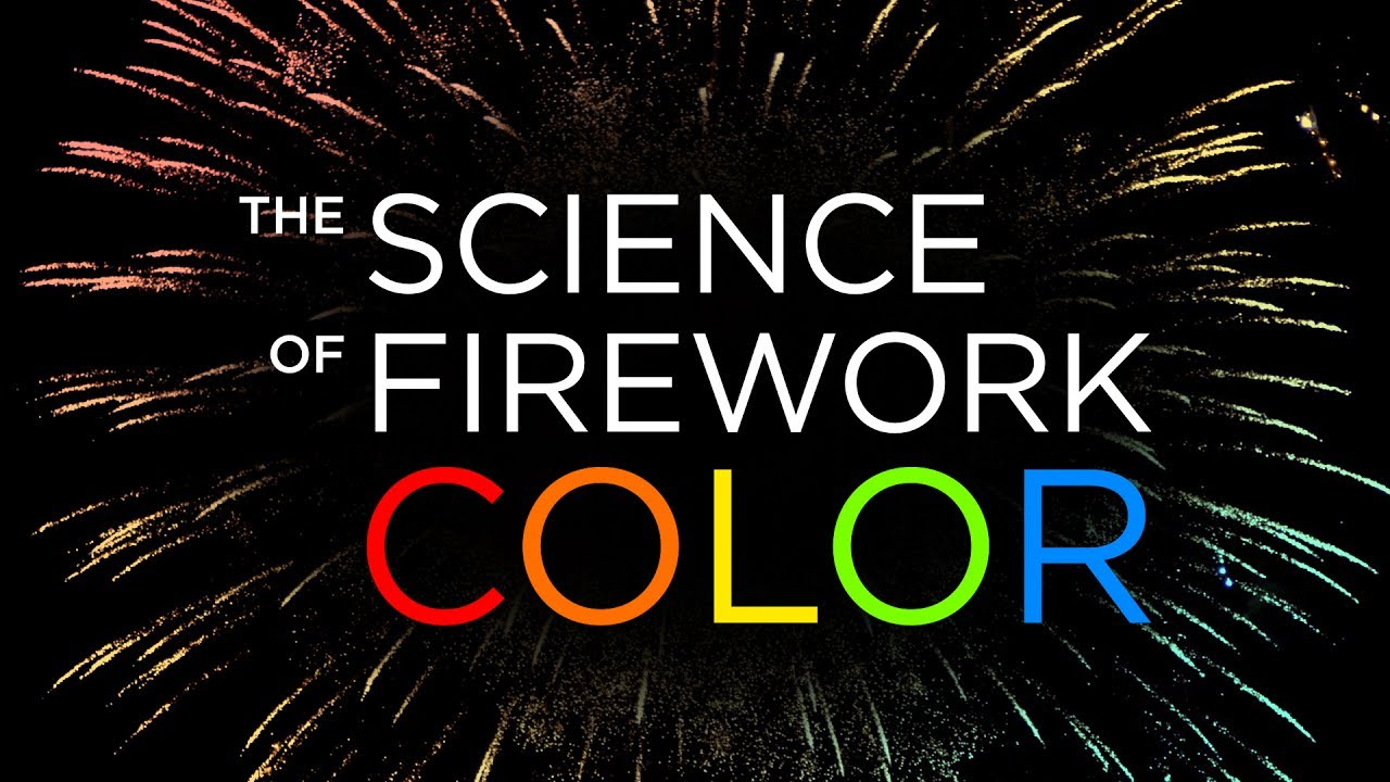 the-science-of-firework-color