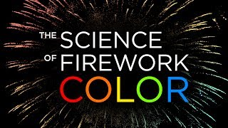 The Science Of Firework Color | NPR's SKUNK BEAR