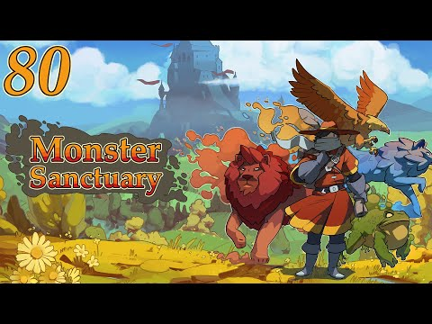 Monster Sanctuary (80) | Keeper Dragoon Eric |