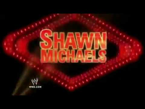 Vince McMahon Sings Shawn Michaels Theme