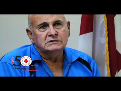 The Cayman Islands Red Cross celebrating 50 years in our community