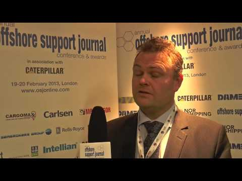 Interview with John Roger Nesje at OSJ Conference 2013