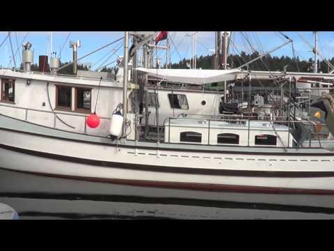 Workboat Rendezvous Saltspring Island 2013