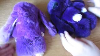 Сравнение кролик из меха с ресничками и без дешево VS дорого(, 2017-03-29T06:50:27.000Z)