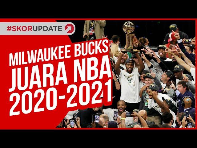 Juara NBA 2020-2021, Penantian 50 Tahun Milwaukee Bucks