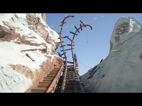 Expedition Everest front seat on-ride HD POV Disney's Animal Kingdom