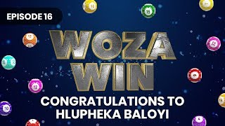 Watch Episode 16 | LottoStar's Woza Win Game Show on etv