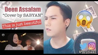 christian reacts to deen assalam cover by sabyan