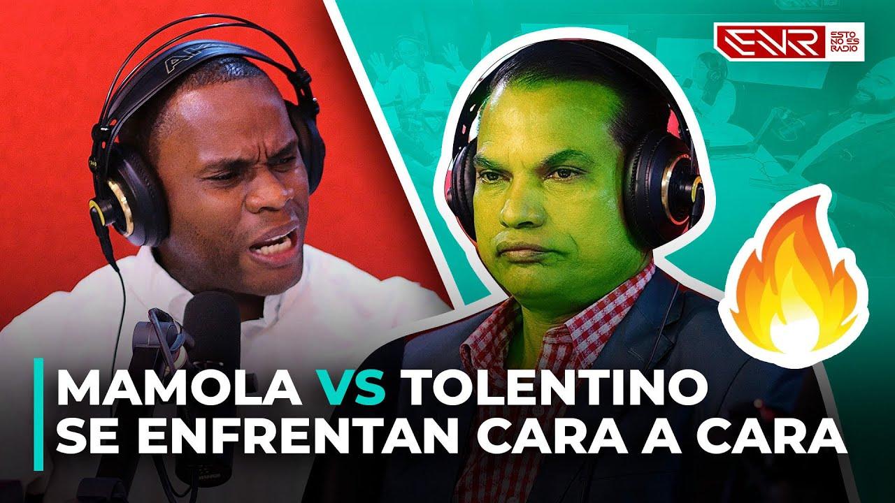 Download MAMOLA EL INTERNACIONAL VS RAMON TOLENTINO - BOTAN CHISPA EN CABINA (ENTREVISTA ESTO NO ES RADIO)