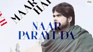 Yaari badkari ninja song new whatsapp status########