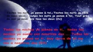 Toutes les nuits - Colonel Reyel (letra francés y español)