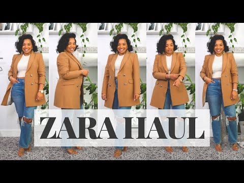 Spring Zara Haul And Styling   April 2020
