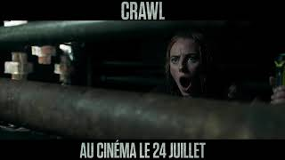 CRAWL - Spot Be Happy [Actuellement au cinéma]
