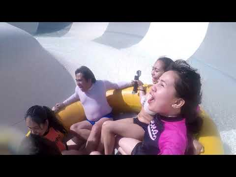 Dubai Wild Wadi Ride clips | April Rose Baniel
