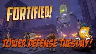 Tower Defense Tuesday - Fortified! 1950