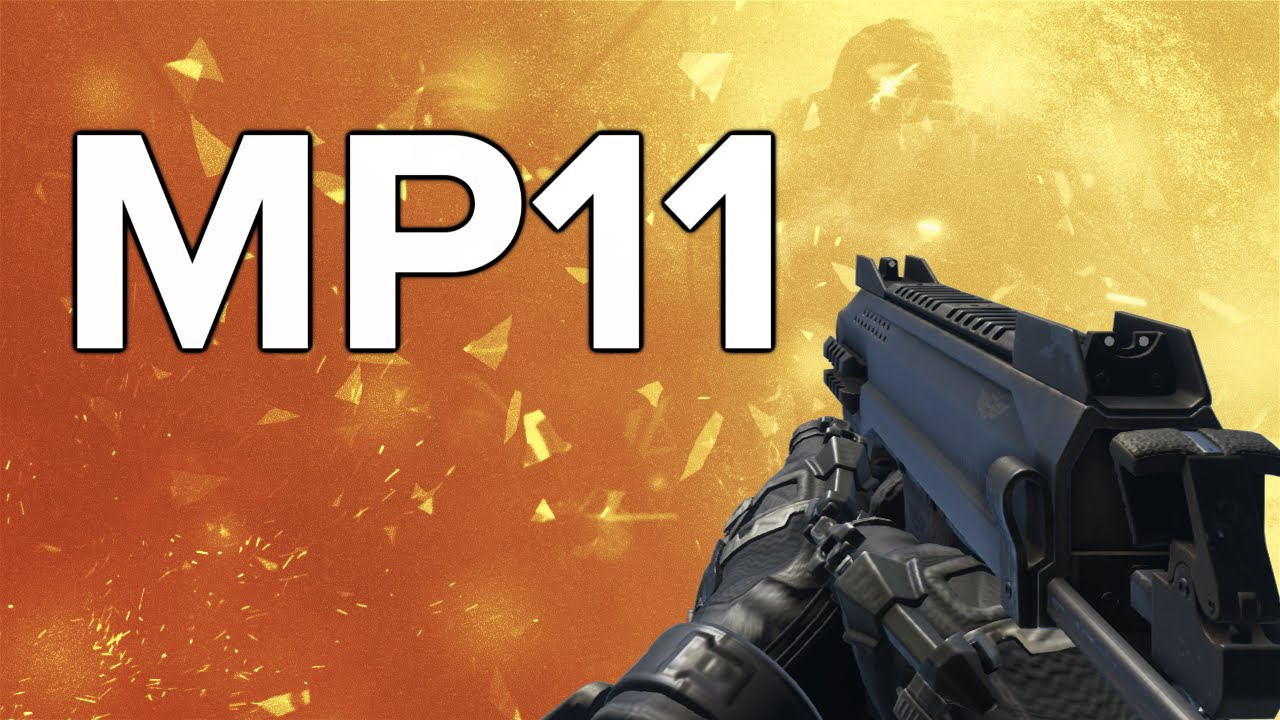 Advanced warfare in depth mp11 smg review amp variants guide