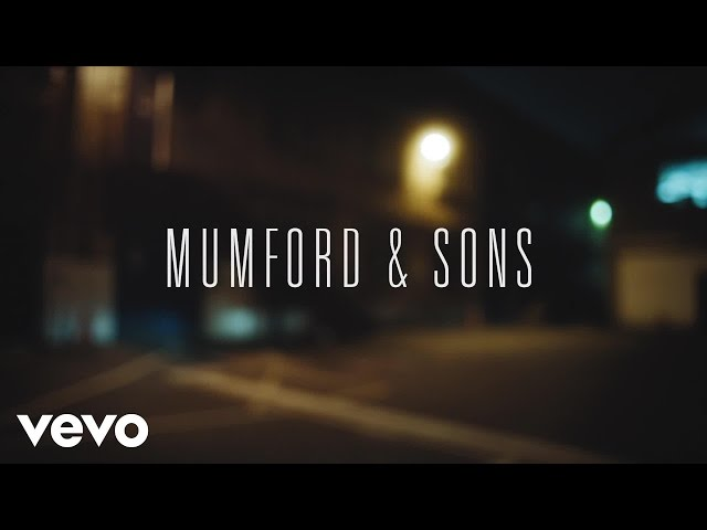 Mumford & Sons - Believe (Official Audio)