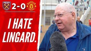 West Ham 2-0 Man United  I Hate Lingard