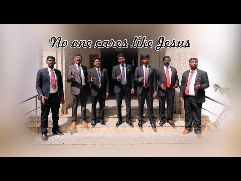 No One Cares Like Jesus (Cover)  Voice Of Eden   A Cappella