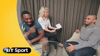 Meet The Beast and Bryan Habana | Rugby Tonight