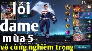 Liên Quân Mobile _ Phát Hiện Lỗi Dame Vô Cùng Nghiêm Trọng Của Siêu Anh Hùng | Superman Mạnh VCL thumbnail