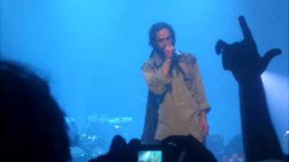 Damian Marley & Nas Patience live in  Paris