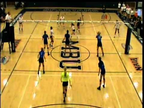 Caitlyn Milligan Southwestern Illinois College Volleyball #7 / OH / 2015