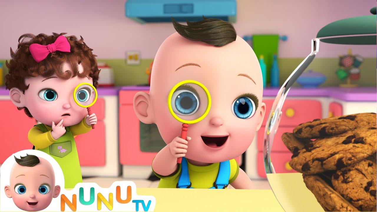 Who took the Cookies? + More Nursery Rhymes   Kids Songs   NuNu Tv