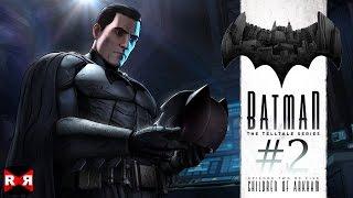 Batman - The Telltale Series Ep. 2: Children of Arkham - iOS / Android - Walkthrough Gameplay Part 2