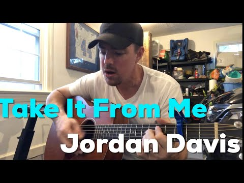 Take It From Me | Jordan Davis | Beginner Guitar Lesson |Sunday VLOG