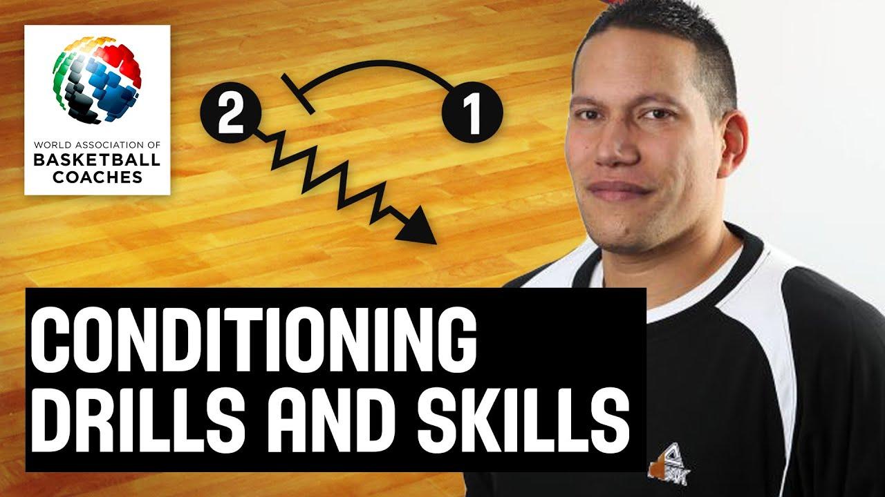Conditioning Drills and Skills - Kennedy Hamilton