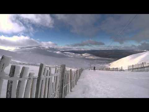 Aviemore Ski Trip 2016 - Nathan's Solo Adventure