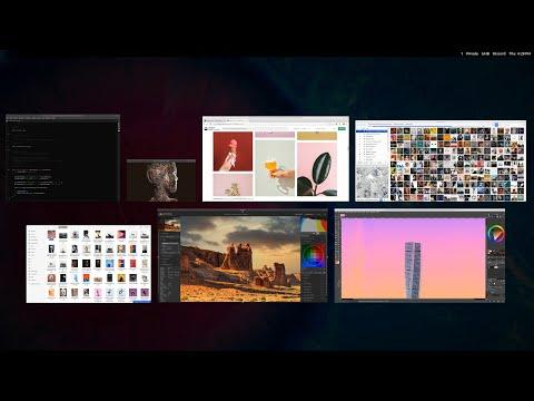Minimal GNOME (Ubuntu 19.10)