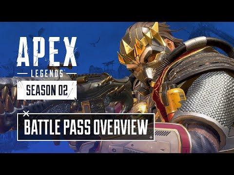 Apex Legends : Respawn Entertainment fait le point sur les nouveautés de la saison 2
